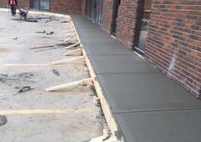 Commerical sidewalk 1